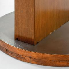 Ico Parisi Center Table in wood by Ico Parisi - 1332678