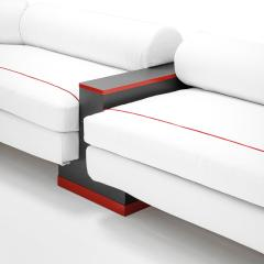 Ico Parisi Corner sofa by Ico Parisi - 1317943