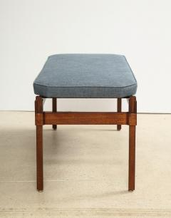 Ico Parisi Custom Upholstered Bench by Ico Parisi - 1045443