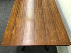 Ico Parisi Exciting Ico Parisi Style Sculpted X Base Dining Table Mid Century Modern - 1444719