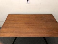 Ico Parisi Exciting Ico Parisi Style Sculpted X Base Dining Table Mid Century Modern - 1444729