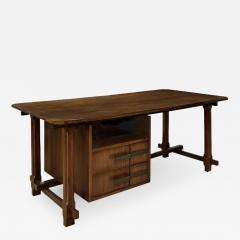 Ico Parisi Ico Parisi Desk Produced at Capiago Intimiano Italy by Fratelli Rizzi 1959 - 213337