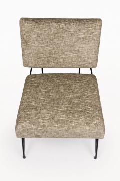 Ico Parisi Ico Parisi Slipper Chair France circa 1950 - 1585317