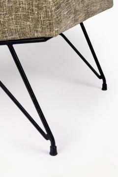 Ico Parisi Ico Parisi Slipper Chair France circa 1950 - 1585318