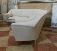 Ico Parisi Ico Parisi for Ariberto colombo Armchairs and Sofa - 1036694