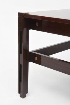 Ico Parisi Italian Modern Palisander Low Table Ico Parisi for MIM - 60986
