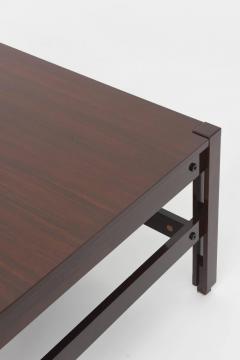 Ico Parisi Italian Modern Palisander Low Table Ico Parisi for MIM - 60987