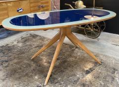 Ico Parisi Mid century Sculptural Table Attributed to Ico Parisi 1970s - 1564760