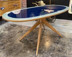 Ico Parisi Mid century Sculptural Table Attributed to Ico Parisi 1970s - 1564761