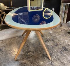 Ico Parisi Mid century Sculptural Table Attributed to Ico Parisi 1970s - 1564762