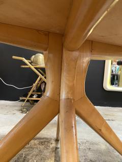 Ico Parisi Mid century Sculptural Table Attributed to Ico Parisi 1970s - 1564767