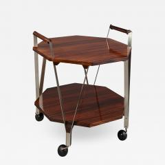 Ico Parisi Pair of Ico Parisi Rolling Cart - 1996559