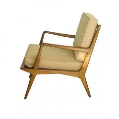 Ico Parisi Pair of Lounge Chairs by Ico Parisi - 1818466