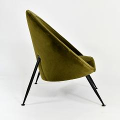 Ico Parisi Pair of egg chairs - 2023669