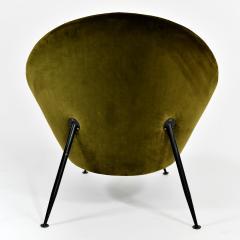 Ico Parisi Pair of egg chairs - 2023690