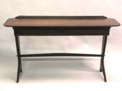 Ico Parisi Rare and Important Italian Mid Century Modern Rosewood Console by Ico Parisi - 1641917