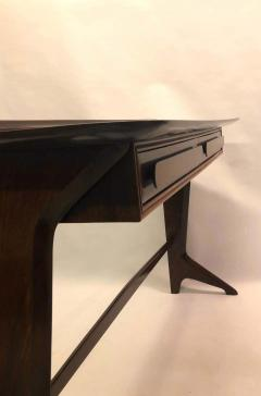 Ico Parisi Rare and Important Italian Mid Century Modern Rosewood Console by Ico Parisi - 1641925