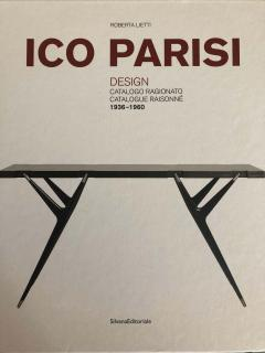 Ico Parisi Rare and Important Italian Mid Century Modern Rosewood Console by Ico Parisi - 1641928