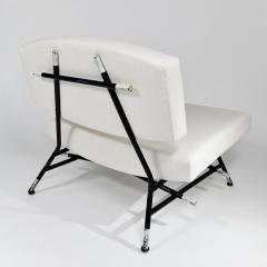 Ico Parisi Rare pair of chairs Model 865 - 976911