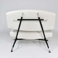 Ico Parisi Rare pair of chairs Model 865 - 976920
