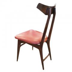 Ico Parisi Set of Four Chairs in the Manner of Ico Parisi - 1037562