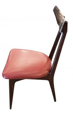 Ico Parisi Set of Four Chairs in the Manner of Ico Parisi - 1037568
