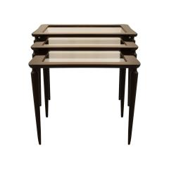 Ico Parisi Stacking tables model 401 by Ico Parisi - 1449521