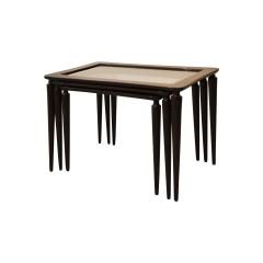 Ico Parisi Stacking tables model 401 by Ico Parisi - 1449526