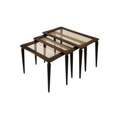 Ico Parisi Stacking tables model 401 by Ico Parisi - 1449528