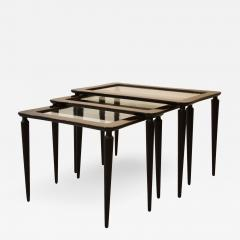 Ico Parisi Stacking tables model 401 by Ico Parisi - 1449716