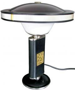 Iconic Eileen Gray Mermaid Table Lamp by Jumo - 1106137