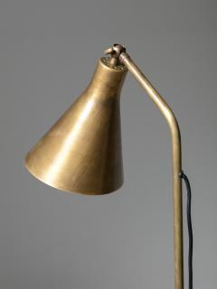 Ignazio Gardella Brass Floor Lamp LTE3 by Ignazio Gardella for Azucena - 1236894