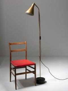 Ignazio Gardella Brass Floor Lamp LTE3 by Ignazio Gardella for Azucena - 1236897