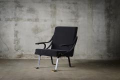 Ignazio Gardella Pair of Digamma Lounge Chairs - 181312