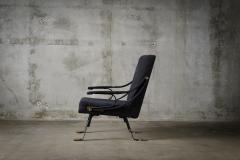 Ignazio Gardella Pair of Digamma Lounge Chairs - 181315
