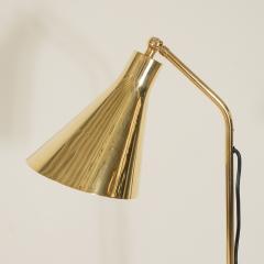 Ignazio Gardella Pair of brass floor lamps by Ignazio Gardella for Azucena - 1499504