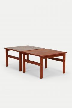 Illum Wikkels 2 Illum Wikkels Coffee Tables Teak 60s - 1638574