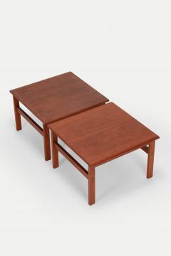 Illum Wikkels 2 Illum Wikkels Coffee Tables Teak 60s - 1638710
