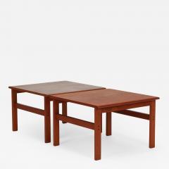 Illum Wikkels 2 Illum Wikkels Coffee Tables Teak 60s - 1640673