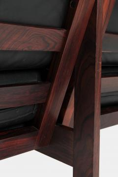 Illum Wikkels Capella 2er sofa leather rosewood Illum Wieklsoe - 1575646