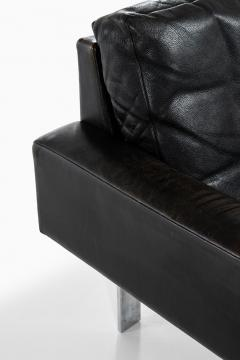 Illum Wikkels Easy Chair Produced by Michael Laursen - 1912993