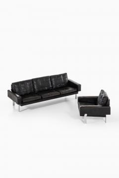 Illum Wikkels Easy Chair Produced by Michael Laursen - 1912999