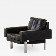 Illum Wikkels Easy Chair Produced by Michael Laursen - 1913344