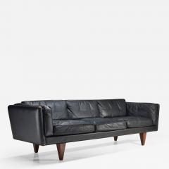 Illum Wikkels Illum Wikkels Model V11 Sofa for Holger Christiansen Denmark 1960s - 1438394