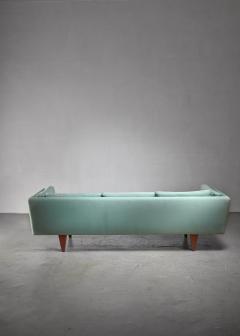 Illum Wikkels Illum Wikkelso three seater sofa Denmark 1960s - 1174611