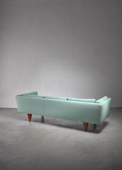 Illum Wikkels Illum Wikkelso three seater sofa Denmark 1960s - 1174612