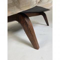 Illum Wikkels Vintage Illum Wikkelso Highback Lounge Chair - 1692114