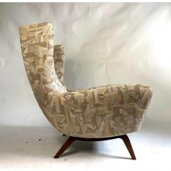 Illum Wikkels Vintage Illum Wikkelso Highback Lounge Chair - 1692127