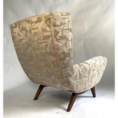 Illum Wikkels Vintage Illum Wikkelso Highback Lounge Chair - 1692131