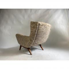 Illum Wikkels Vintage Illum Wikkelso Sculptural Lounge Chair - 1692144